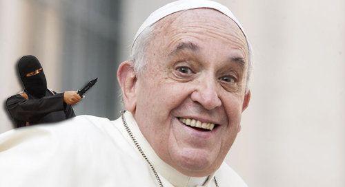 Antipapa Francesco: l'Evangelizzazione come il ghad