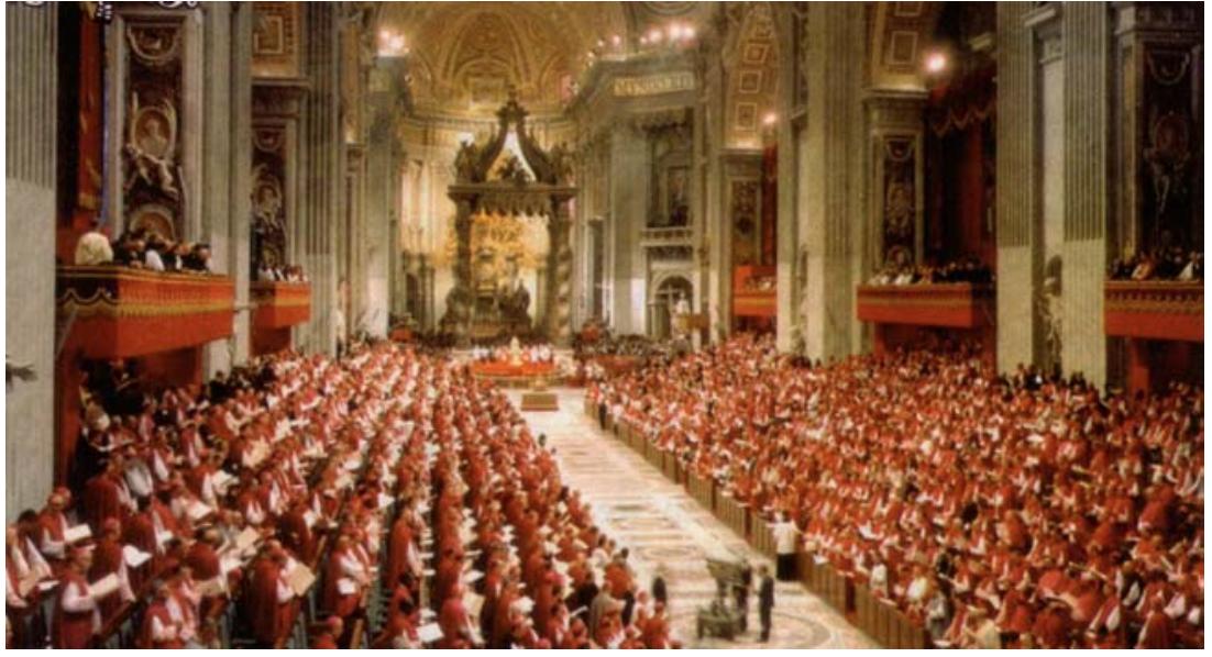 La Rivoluzione Del Concilio Vaticano Ii  1962