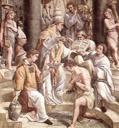 Santo Battesimo di Costantino imperatore.