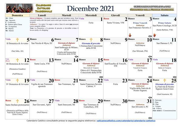 Dicembre 2021