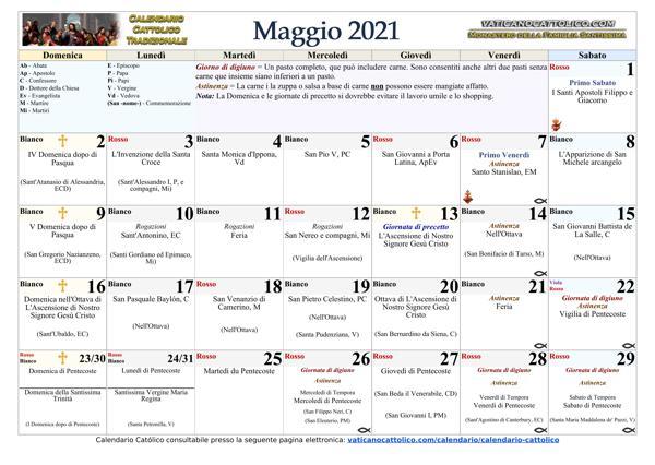 Maggio 2021