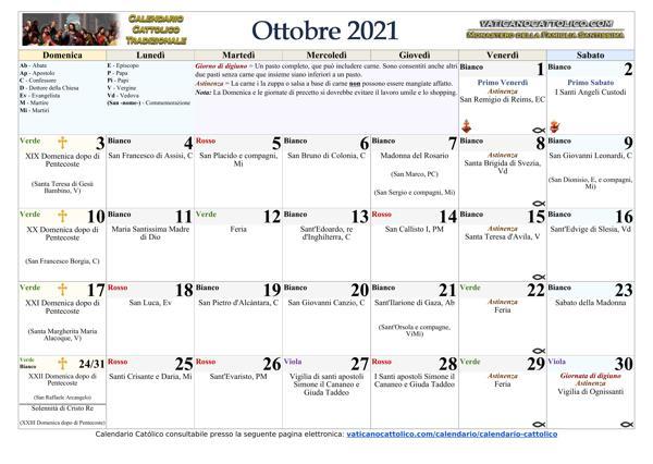 Ottobre 2021