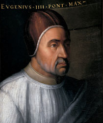 Papa Eugenio IV.