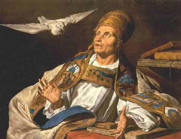 San Gregorio Nazianzeno.