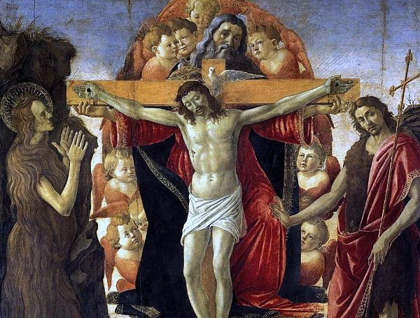 Santissima Trinità.