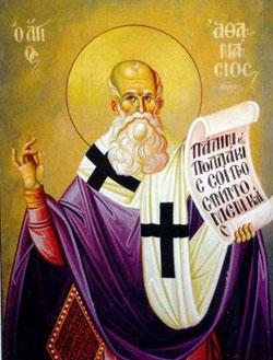 Sant'Atanasio sulla sodomia