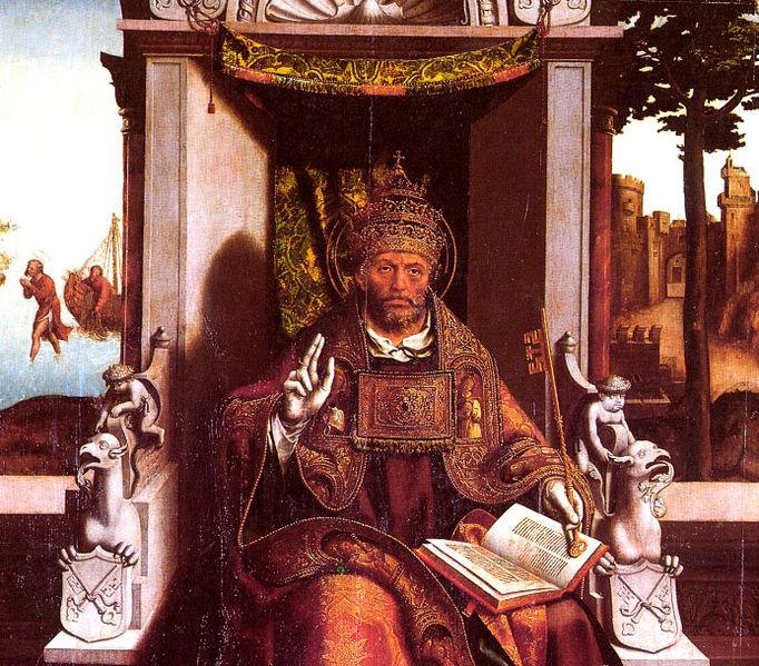 La Sedia di San Pietro sul dogma Universale Extra Ecclesiam Nulla Salus