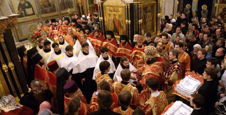 Ordinandi in crescita alla fine della grande apostasia: segnale fuorviante